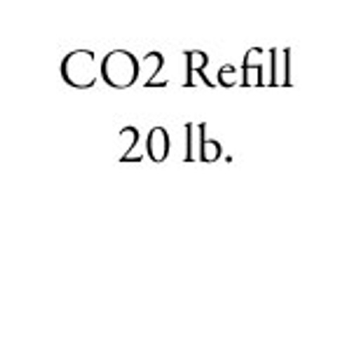We Refill CO2 Tanks