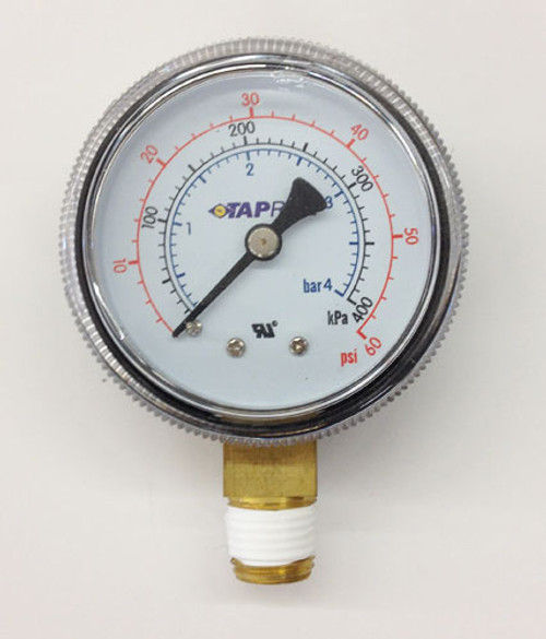 Gauge Replacement Low Pressure RHT