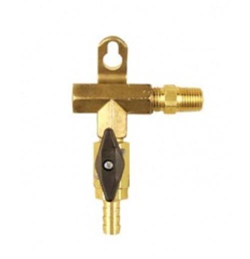 CO2 Distributor - Brass Manifold Add On
