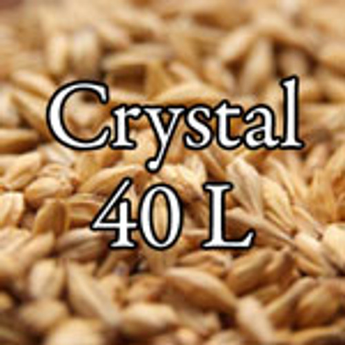 Crystal 40 Malted Barley