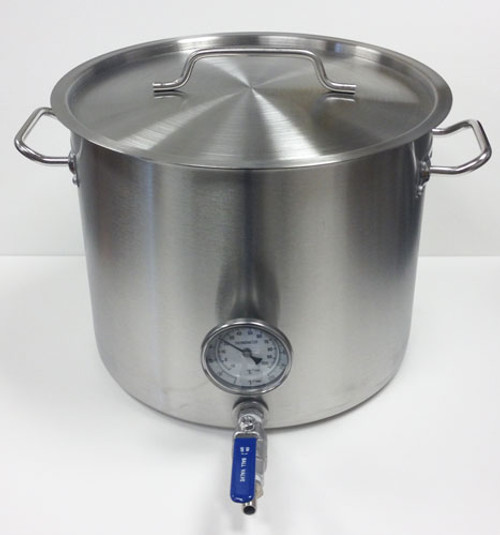 8 Gallon Triclad Kettle