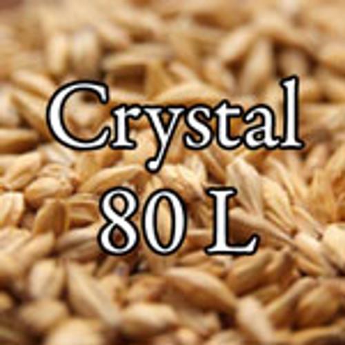 Crystal 80 Malted Barley