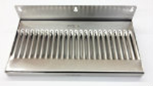 Drip Tray 12 in. Wall Mount
