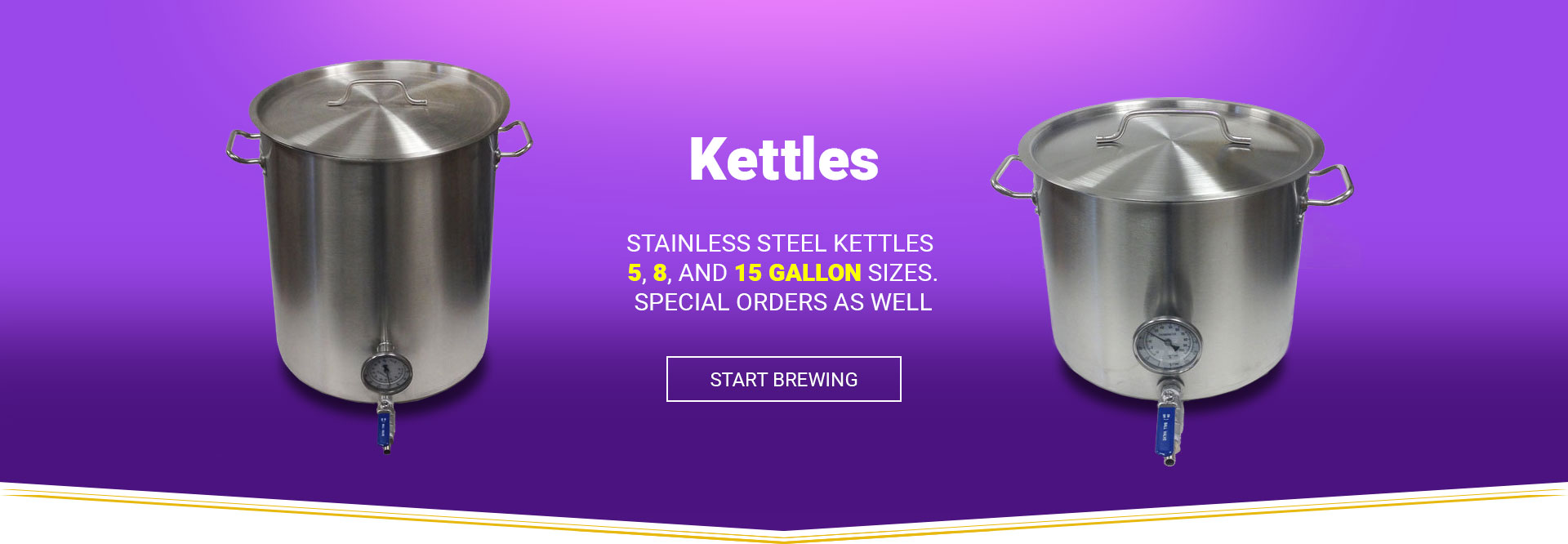Learn To Brew: Home Brew, Wine Making & Keg Supplies