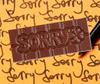 """Sorry"" Milkless Bar"