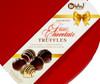 Large Chocolate Truffle Heart Box