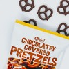Family Chocolatey Covered Pretzels (10 Units)