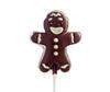 Lollipop - Gingerbread Man