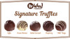 Holiday Signature Truffle Samplers (6 Pieces)
