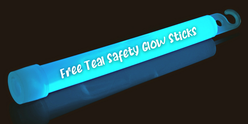 Let's Glow Ghouls!