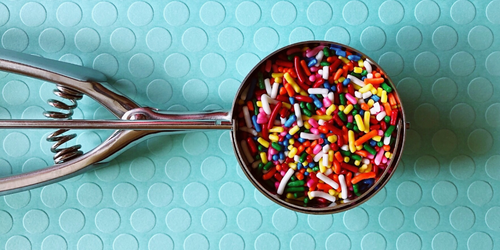 Free Sprinkles! Today Only! Your Favorite ice Cream's New BFF