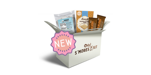 ALL NEW S'MORES KIT!