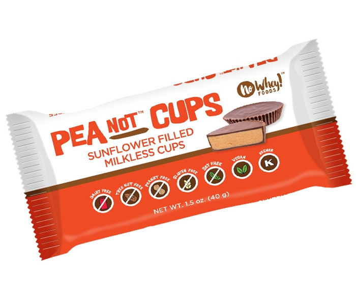 """Chocolate Large Pea """"Not"""" Butter Cups"""