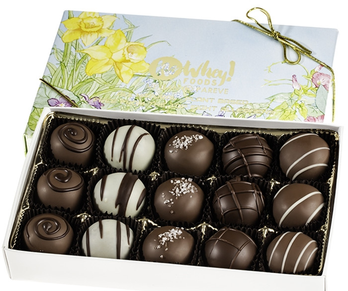 Easter Truffle Collection (15 pieces)
