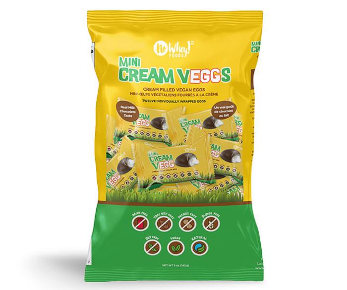 Chocolatey Mini Cream VEGG's