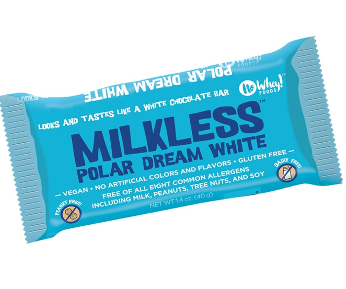 Chocolate Bar  -  White Polar Dream