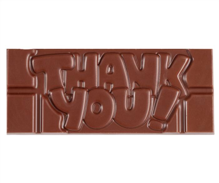 """Thank You"" Milkless Bar"