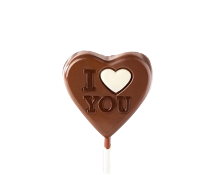 I Love You Pop Lollipop (1 pop)