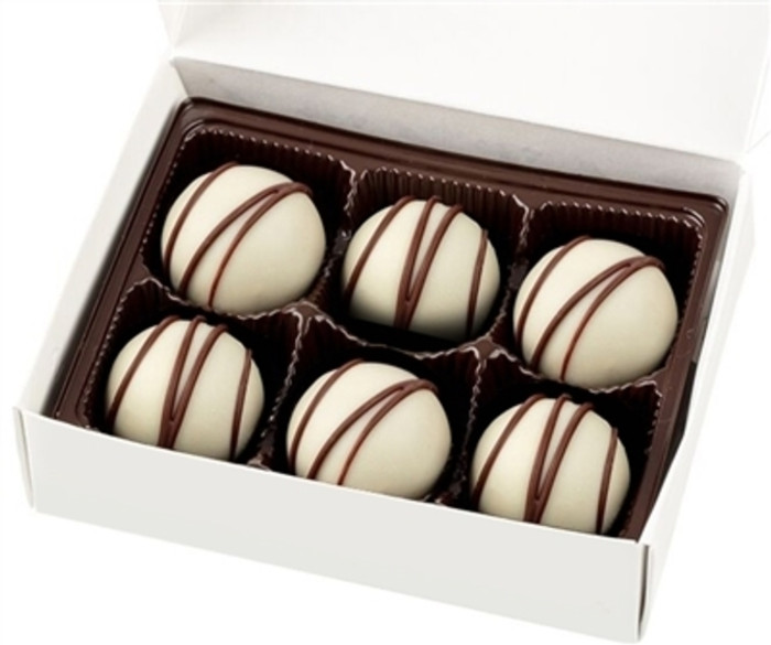 Grand Marnier Truffles (6 pieces)