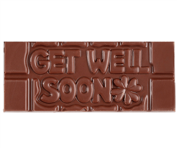 """Get Well Soon"" Milkless Bar"