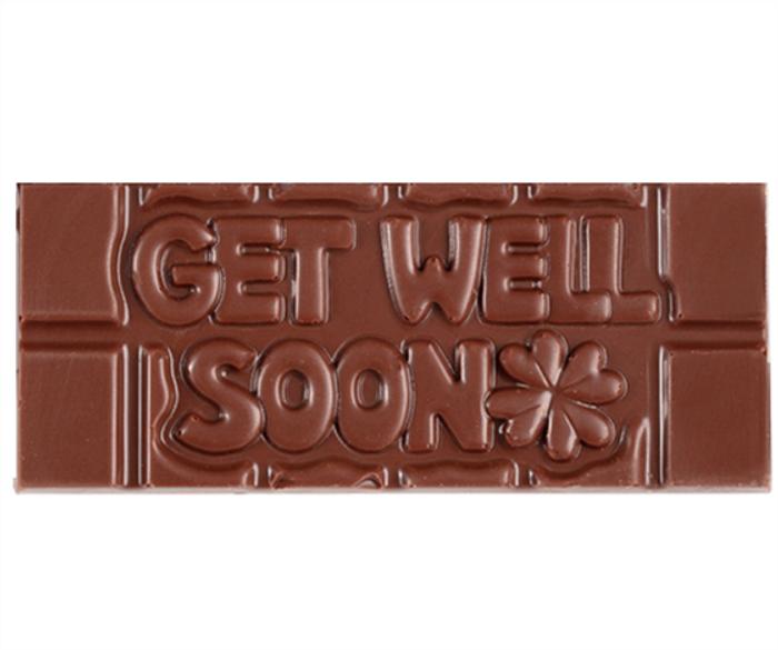 """Get Well Soon"" Milkless Bar"