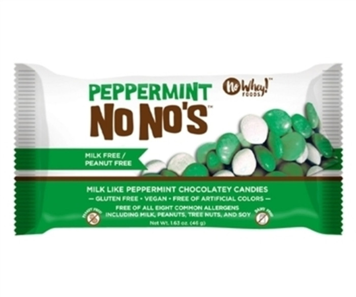 Peppermint No No's