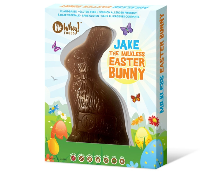 Jake the Milkless Easter Bunny
