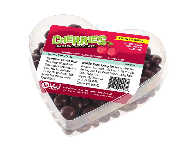 *NEW* Cherries in Dark Chocolate
