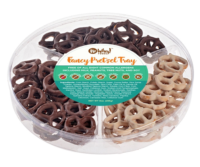 **NEW** Fancy Pretzel Round Tray