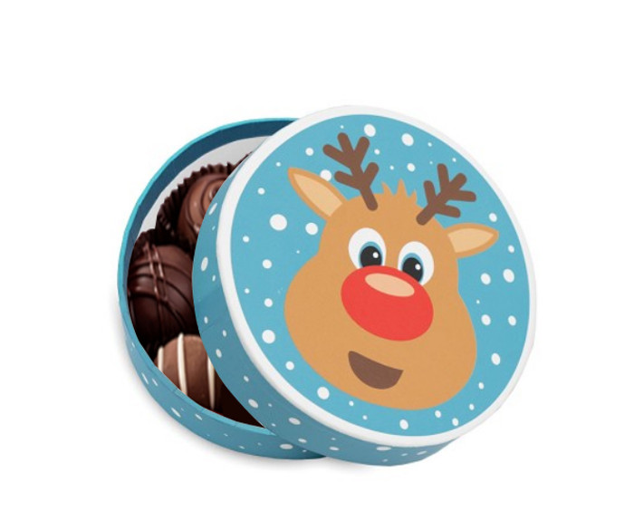 Rudolph's Truffles (8 Pieces)