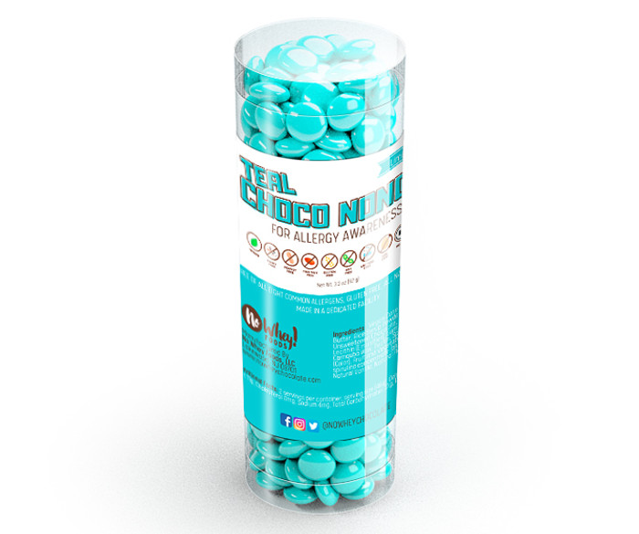 LIMITED EDITION Teal NoNo's for Food Allergy Awareness