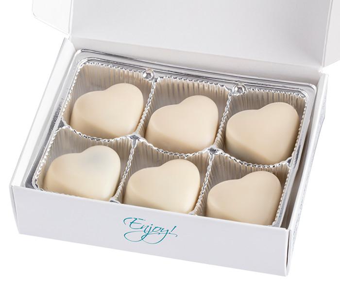 *NEW* Lemon Hearts (6 pieces)