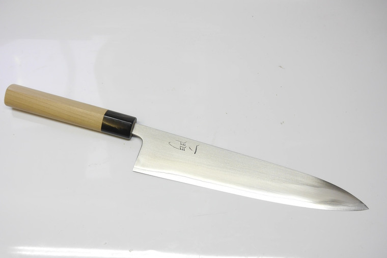 Itinomonn StainLess Kasumi 240mm Wa Gyuto (DISCONTINUED)