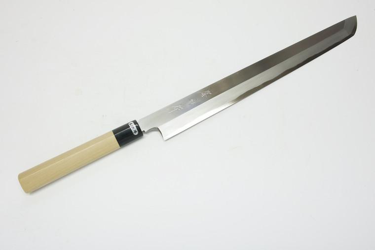 Toyama Noborikoi Sakimaru Takobiki Blue 330mm