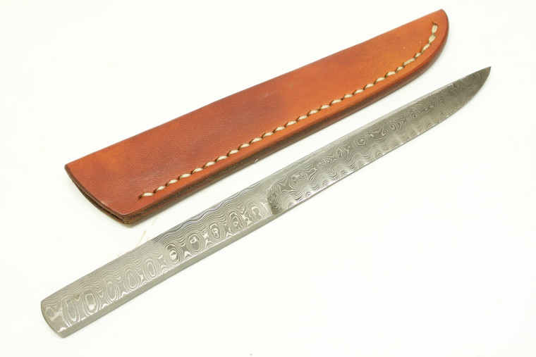 Kiyoshi Kato Damascus Utility or Paper Knife 185mm