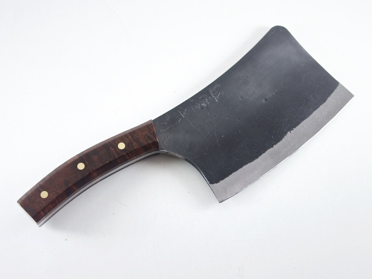 Munetoshi meat Cleaver 160mm Ringed Gidgee