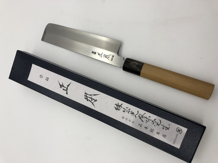 Masamoto KS Usuba 165mm old stock NOS