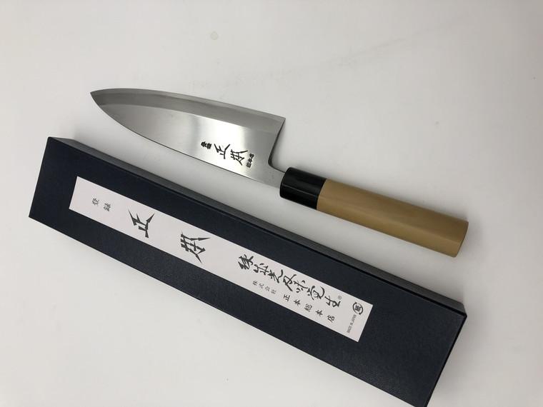 Masamoto KS Deba 180mm old stock NOS
