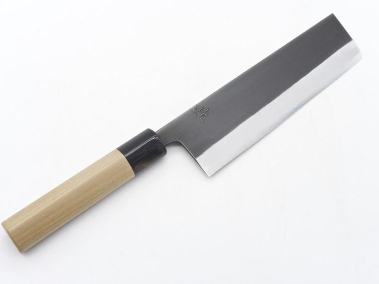 Kaeru Kurouchi Nakiri 165mm