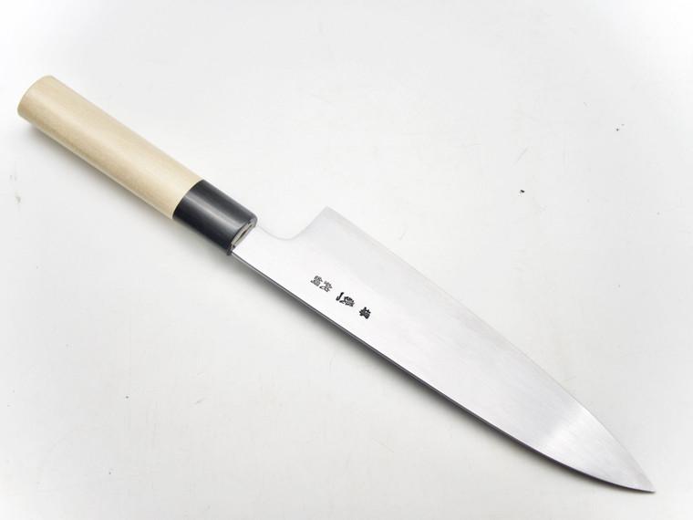 Tanaka Yoshikazu Gyuto 210mm White 1