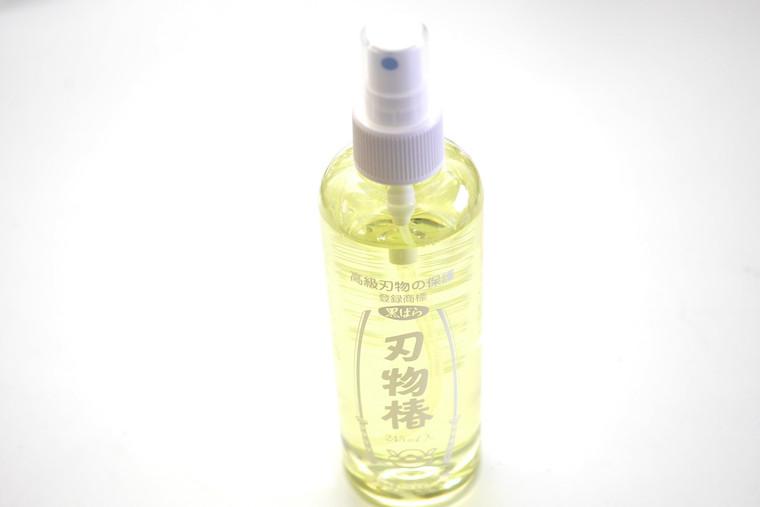 Japanese Camellia Oil