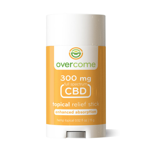 Overcome-CBD-Topical-Relief-Stick-300mg