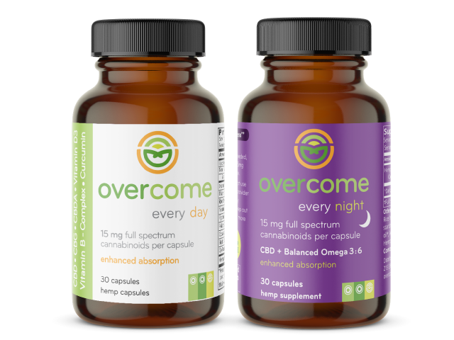 Overcome-Every-Night-CBD-Capsules