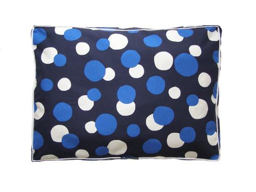 Eco Lounge - Blue Spots