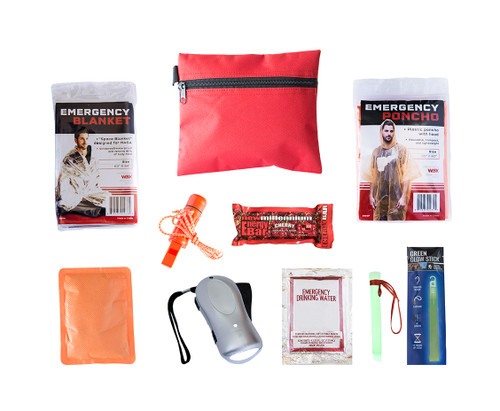 Survival Mini - Emergency Survival Kit  - Qty 20
