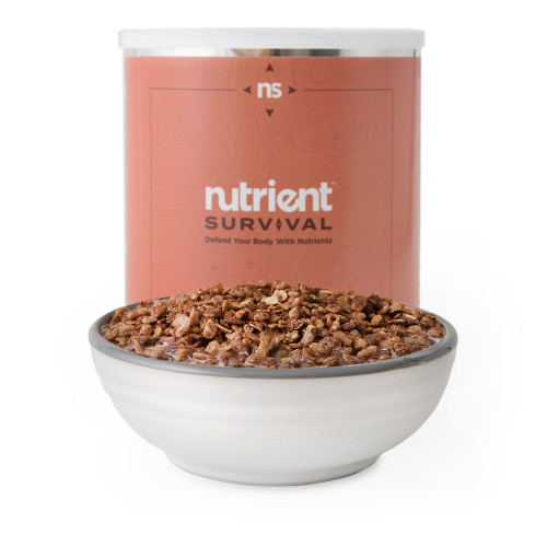 Chocolate Grain Crunch