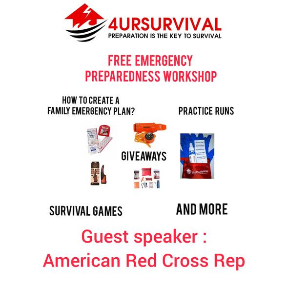 Free Emergency Preparedness Workshop