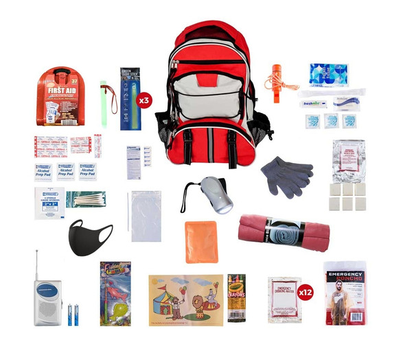 Children's Survival Kit  -  Emergency Survival Kit