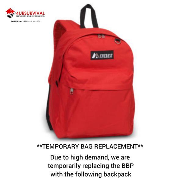 1-person essentials kit Emergency Survival Kit