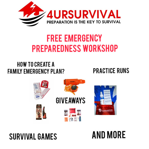 Free Emergency Preparedness Workshop